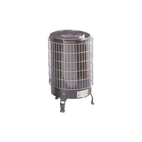 Estufa de le a negra horno le a estufa peque a estufas baratas estufas murcia calefaccion - Estufas pequenas de gas ...