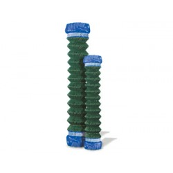MALLA SIMPLE TORSION PLASTIFICADA VERDE 1,5X25