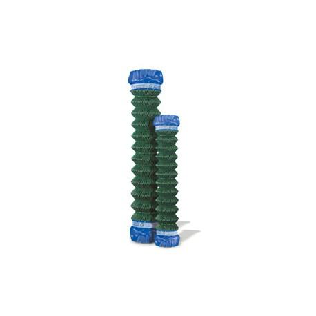 MALLA SIMPLE TORSION PLASTIFICADA VERDE 1,5X25