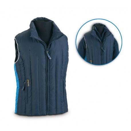 Chalecos de abrigo mujer