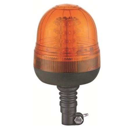 ROTATIVO GIROFARO LED 12-24V BASE FLEXIBLE DE LED