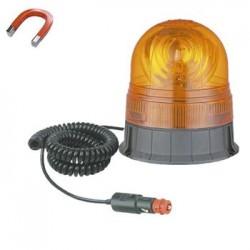 GIROFARO CON CABLE IMANTADO H1 24V 55W